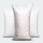Мешки полипропиленовые б/у белые пищевые, тара из полипропилена для пищевых продуктов фото