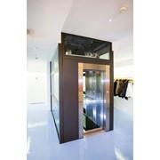 Лифт пассажирский ThyssenKrupp Elevator фото
