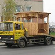 Эвакуация не стандартных грузов фото