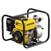 Мотопомпа бенз. Кipor KGP40, D100 мм, 40-75 м.куб/ч фото