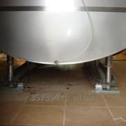 Весы для танков охладителей и емкостей фото