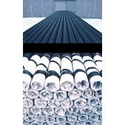 Трубы стальные диаметром 57-1020 мм с наружным двухслойным и трёхслойным покрытием на основе экструдированного полиэтилена фото
