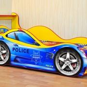 """Кровать-машина """"Полиция"""""""