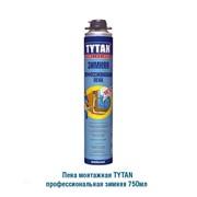 Пена профессиональная tytan зима 750мл польша фото