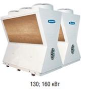 Чиллер модульный с воздушным охлаждением со спиральными компрессорами мощность 130; 160 кВт, R410A серия С фото