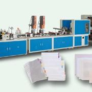 Машина для производства 3 слойных альбомов для фото и визитниц FD-PNM-700 фото