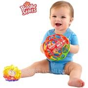 Мячик-прорезыватель «Oball с погремушкой» фото