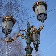 Уличное освещение фото