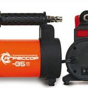Автомобильный компрессор Агрессор фото
