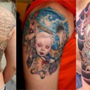 Сведение татуировок современным лазером без шрамов фото