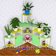 Детская стенка для садов и дошкольных учреждений фото
