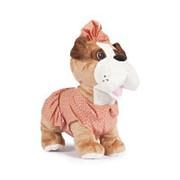 """Мягкая игрушка Bebelot """"Собачка девочка"""" (25,5 см) фото"""
