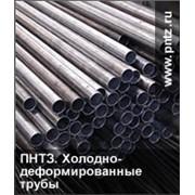 Трубы стальные бесшовные холоднодеформированные фото