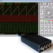 USB –осциллограф, анализатор сигналов LESO4 фото