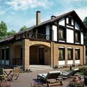 Дизайн-проект домов фото