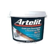 ARTELIT клей для линолеума и плиток ПВХ WB-170 (25кг фото