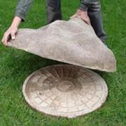 Искусственный камень и ландшафтный дизайн фото