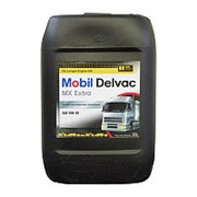 Масло моторное Mobil Delvac 10W40 MX Extra, 20 л фото