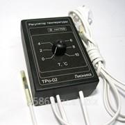 Терморегулятор для погреба, омшаника, подвала ТРо-02 фото