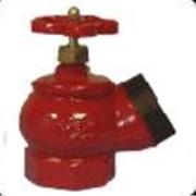 Вентили пожарные угловые КПЧ-50 (угловой) фото