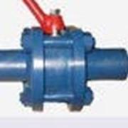 Кран шаровый стальной приварной ДУ15-150 РУ16-160 фото
