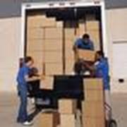 Погрузка-разгрузка грузов, фур и оборудования фото