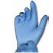Нитриловые перчатки для дояра фото