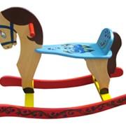Качалка детская лошадка фото