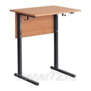 Стол ученический 1-местный 3,4,5 или 6 гр. фото