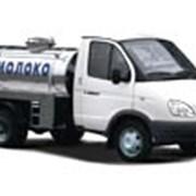 Автоцистерна для перевозки пищевых жидкостей на базе «ГАЗель» фото