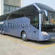 Большой туристический автобус SLK6142F2A фото