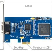 Плата видеозахвата Линия Effio 4x25 Hybrid IP фото