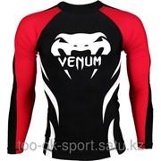 Рашгард Venum Electron 2.0 rashguard Long sleeves фото