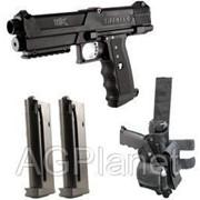 Комплект пистолет Tippmann TPX 3 обоймы, кабура фото