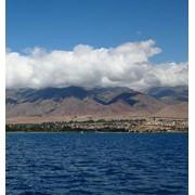 Пансионат Золотые пески на северном побережье озера Иссык-Куль фото