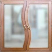 Деревянные окна ОДОСП фото