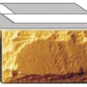 Теплоблок угловой наружный с фактурой, 600х400х200 фото