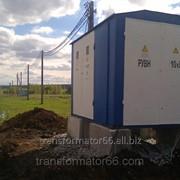 Комплектная трансформаторная подстанция КТПН-Т К/К-1000/10(6)/0,4 (ВНР) фото