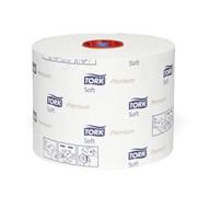 Tork Premium Soft туалетная бумага в компактных рулонах фото