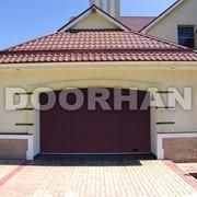 Ворота гаражные секционные серии RSD02 фото