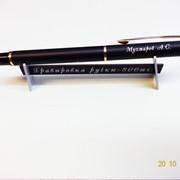 Лазерная гравировка на металлических ручках фото