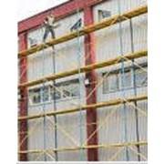Ремонт строительного оборудования. фото