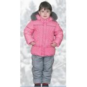 Куртка для девочек (М 6071) фото