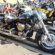 Мотоцикл чоппер No. B5542 Yamaha DRAGSTAR 400 CLASSIC фото