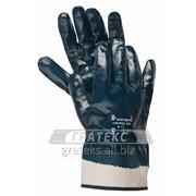 Перчатки Нитрос КП/крага/ двойное нитриловое покрытие арт. 448565 фото
