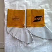 Кожаные гетры ESAB фото