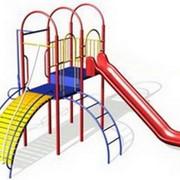 Детский игровой комплекс ДИК-06 фото