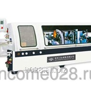 Автоматический прямолинейный, кромкооблицовочный станок BJF165 фото