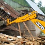 Демонтаж старых дачных, деревенских и садовых домов фото