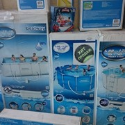 Каркасный бассейн фото